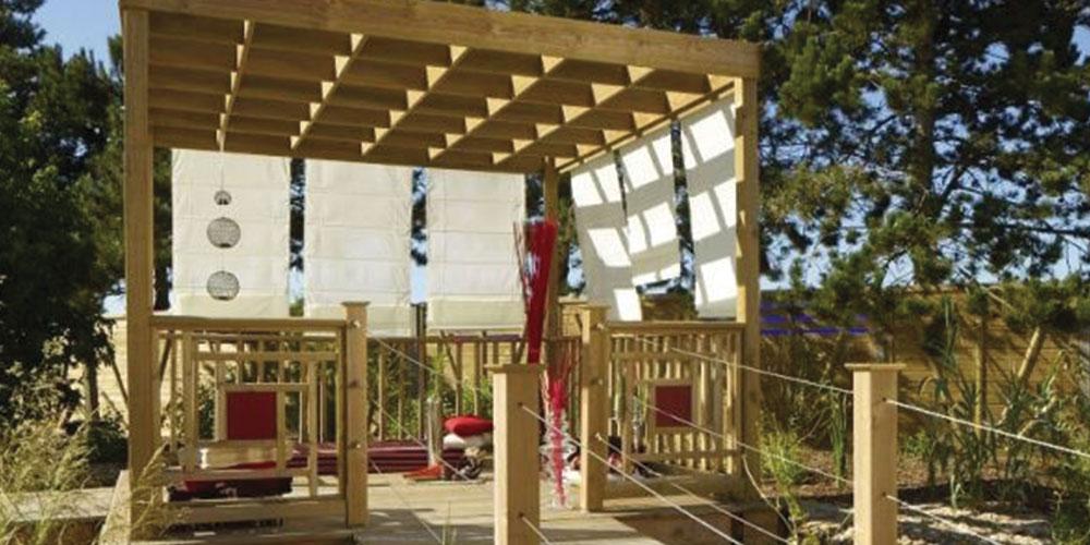 amenagement et structures bois