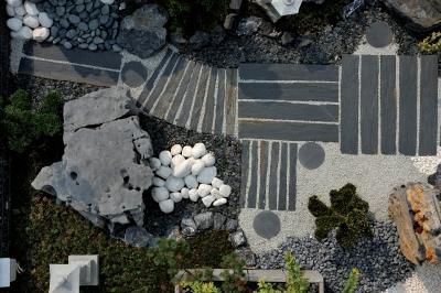 Jardin japonais woodstone Project