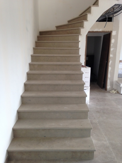escalier en Atlantic Grey